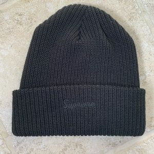 Supreme fall 2019 embroidered beanie